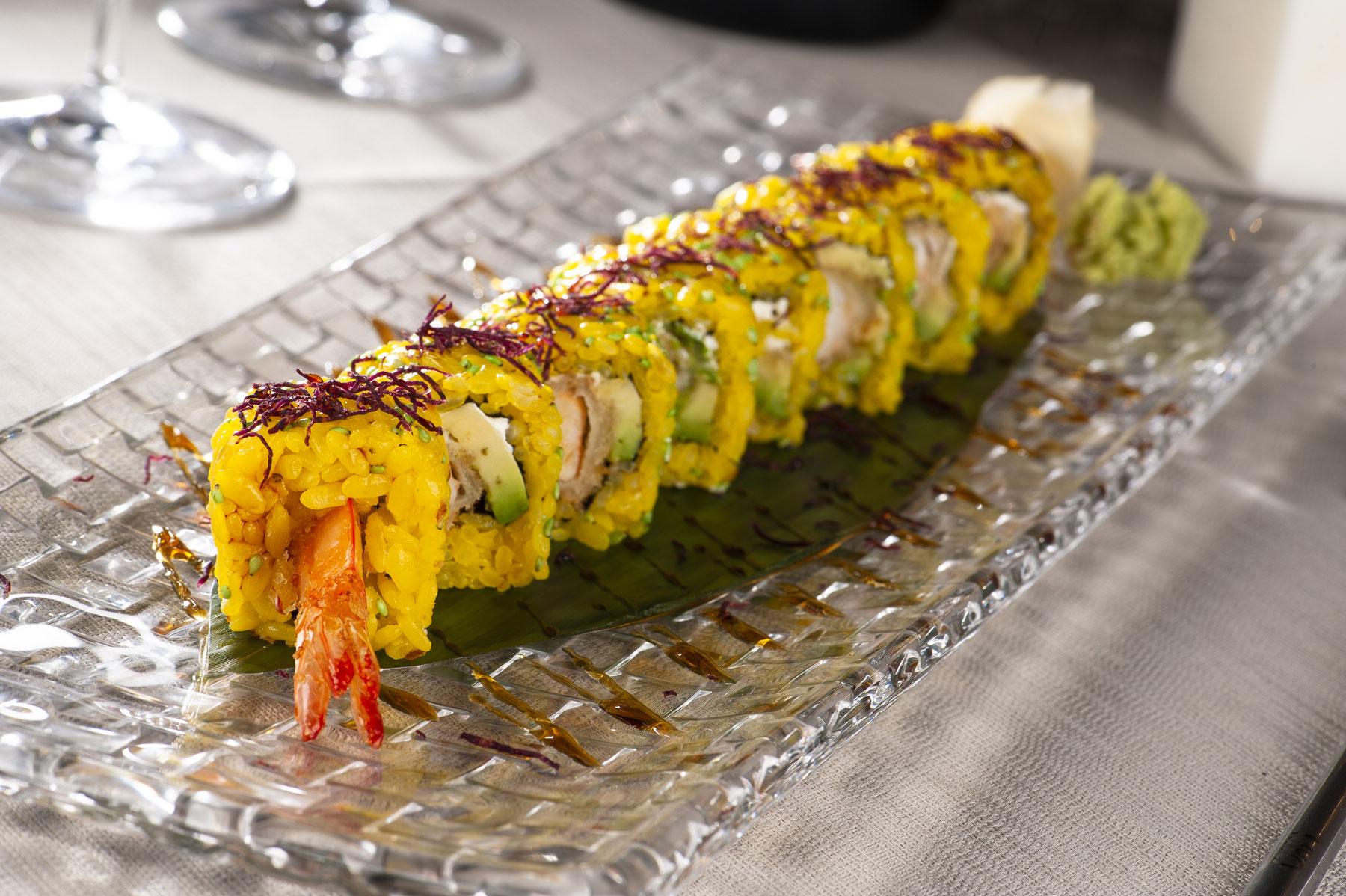 sushi gourmet brescia