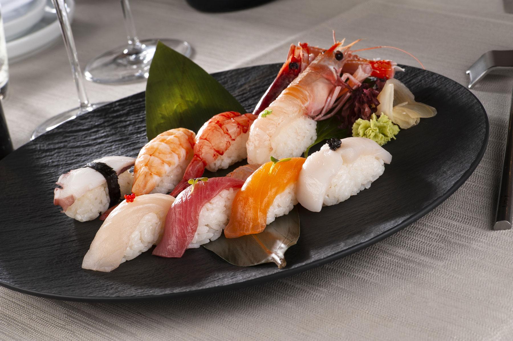 sushi brescia crudo